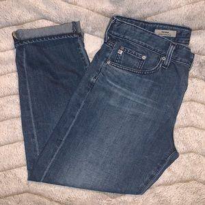 AG Goldschmied Jeans 30 Drew boyfriend cut